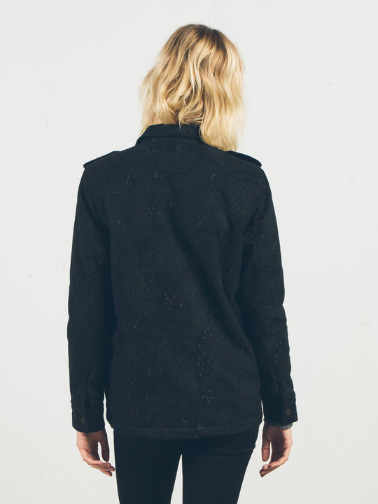 Space Trip Jacket - Black
