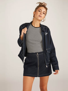Frochickie Jacket - Navy