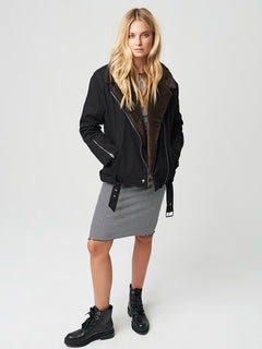 Perfectstone Jacket - Black