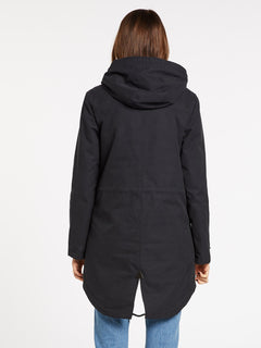 WALK ON BY 5K PARKA (B1732050_BLK) [B]