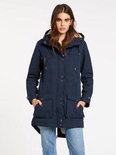 WALK ON BY 5K PARKA (B1732050_SNV) [F]