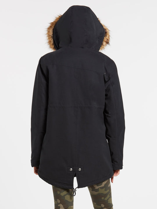 LESS IS MORE 5K PARKA (B1732051_BLK) [B]