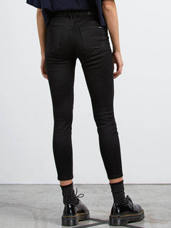 Liberator Legging - Black Out
