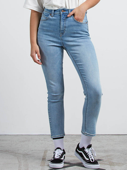Vol Stone Jeans - Stormy Blue