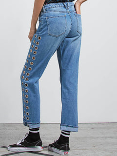 GMJ BF Jeans - Light Blue