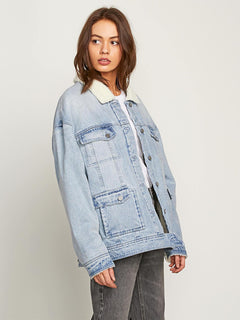 Woodstone Jacket - Light Blue