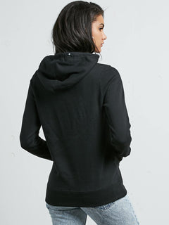 Vol Stone Hoody - Black