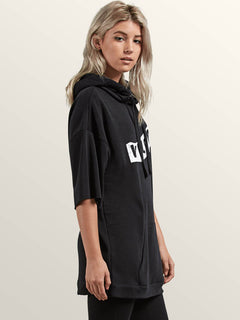Some Of Dis Hoodie Sweater - Black