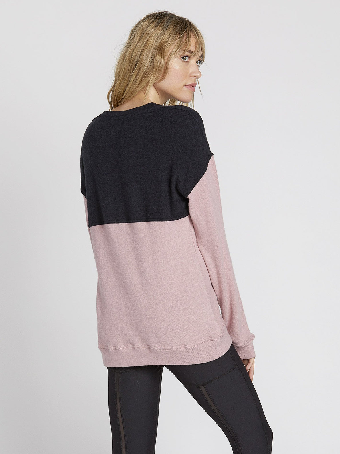 Lil Crew Sweater - Faded Mauve (B3131900_FMV) [B]