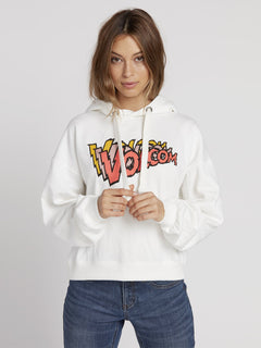Knew Wave Hoodie - Star White (B3131902_SWH) [F]