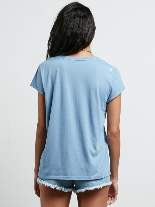Radical Daze Tee - Washed Blue