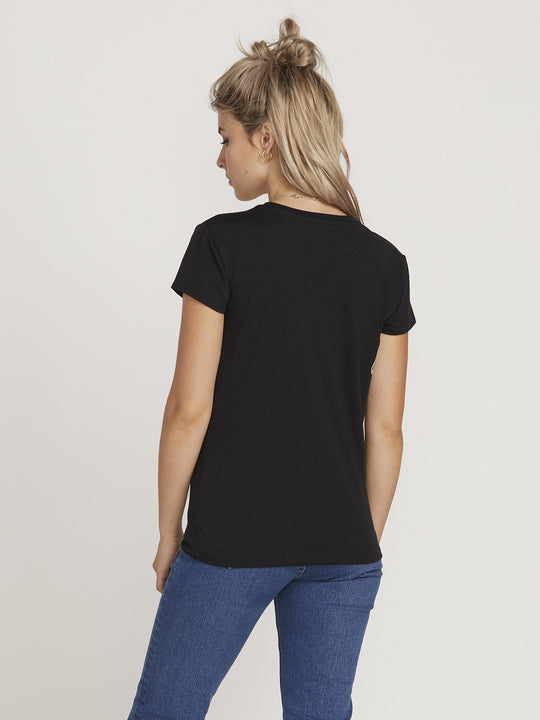 Easy Babe Rad T-shirt  - Black