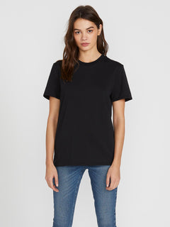 ONE OF EACH BF TEE (B3521909_BLK) [F]