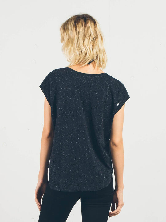 Stay Cosmic Short Sleeve - Black