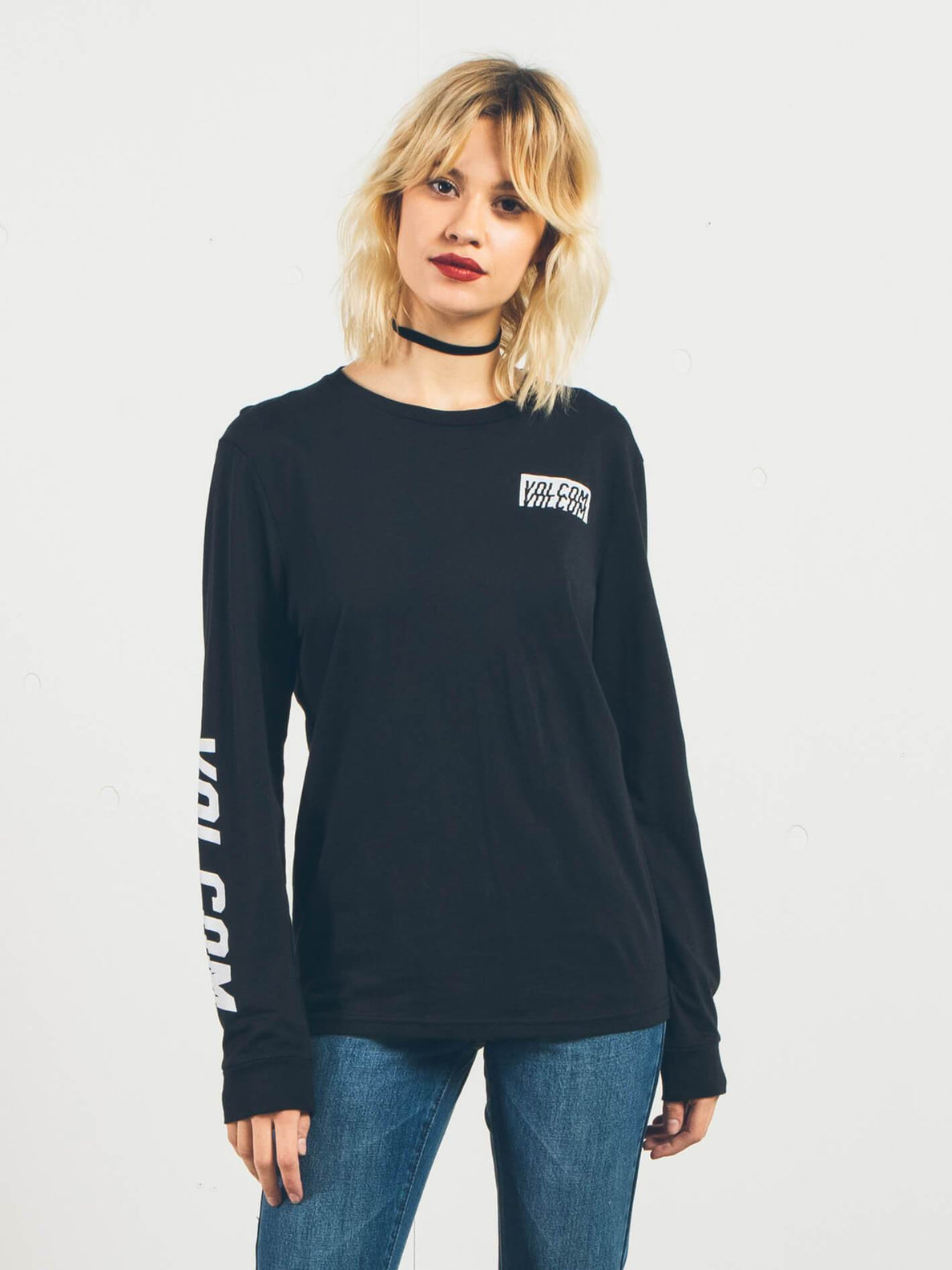 SIMPLY STONED LS BLACK