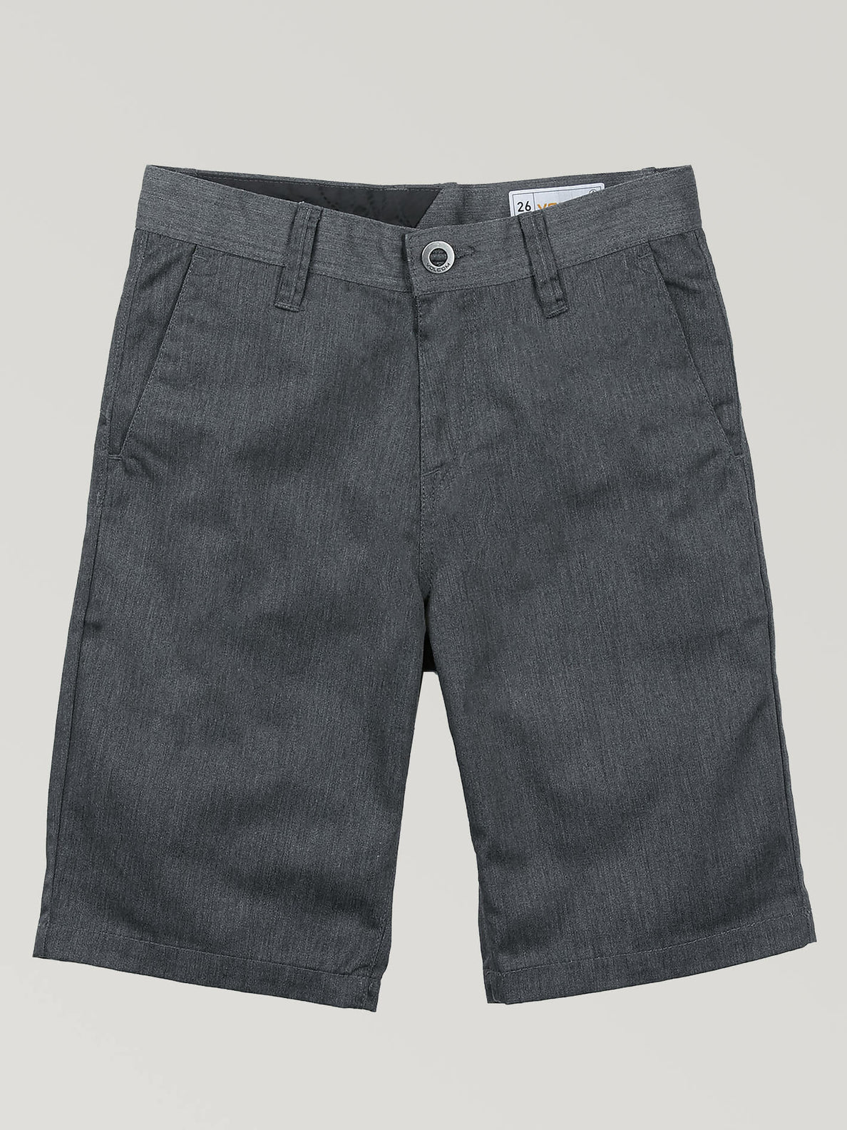 frickin-chino-short-charcoal-heather-1(Kids) (C0911800_CHH) [F]