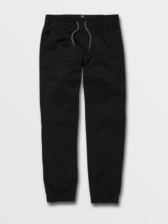 Frickin Modern Tapered Trousers (Kids) - Black