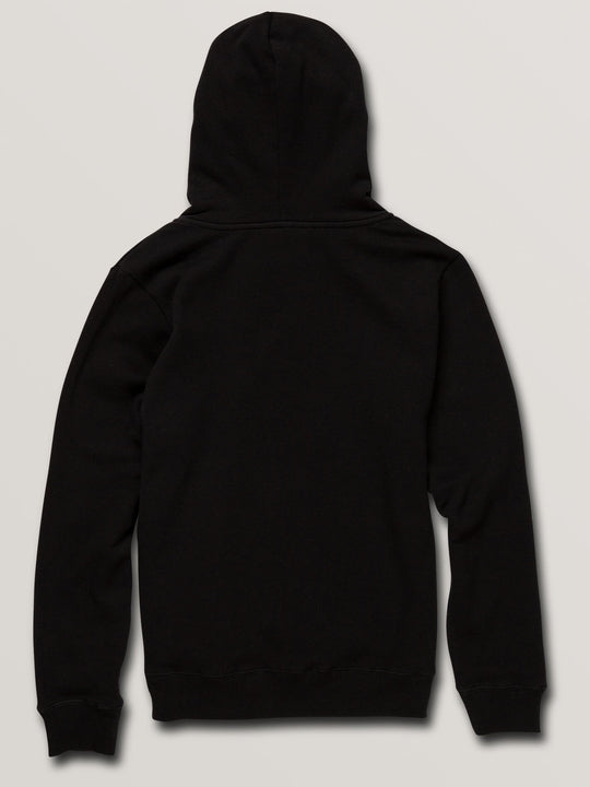 Deadly Stone Pullover (Kids) - Black