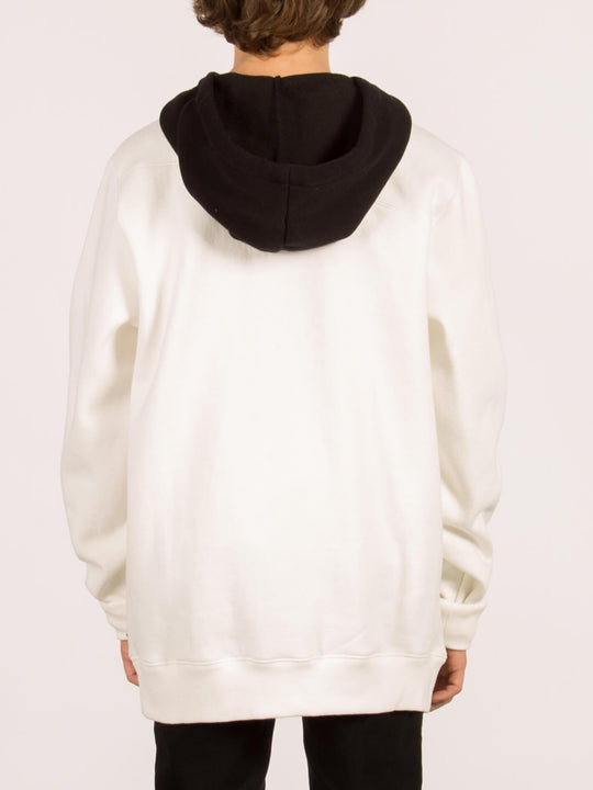 Big Boys Stone Pullover Hoodie - Cloud