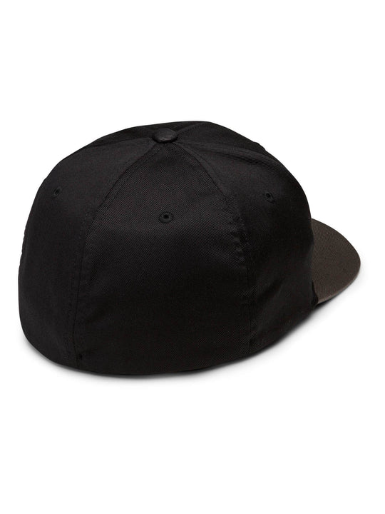 Full Stone XFit Hat - Black Grey
