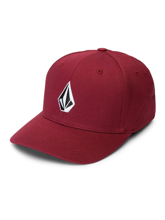 Full Stone XFit Hat - Crimson