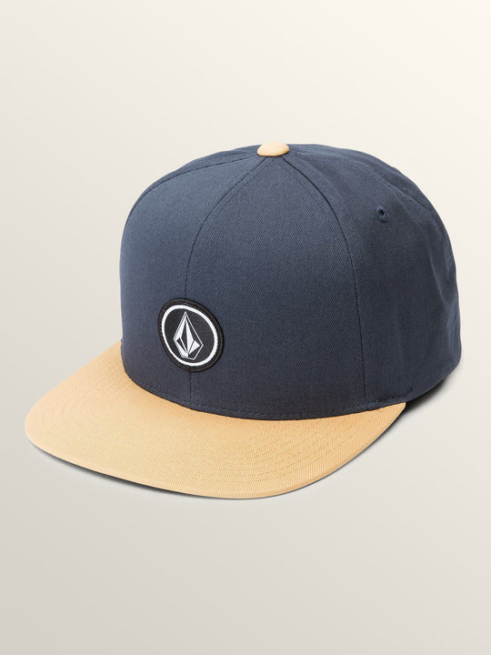 Quarter Twill Hat - Midnight Blue