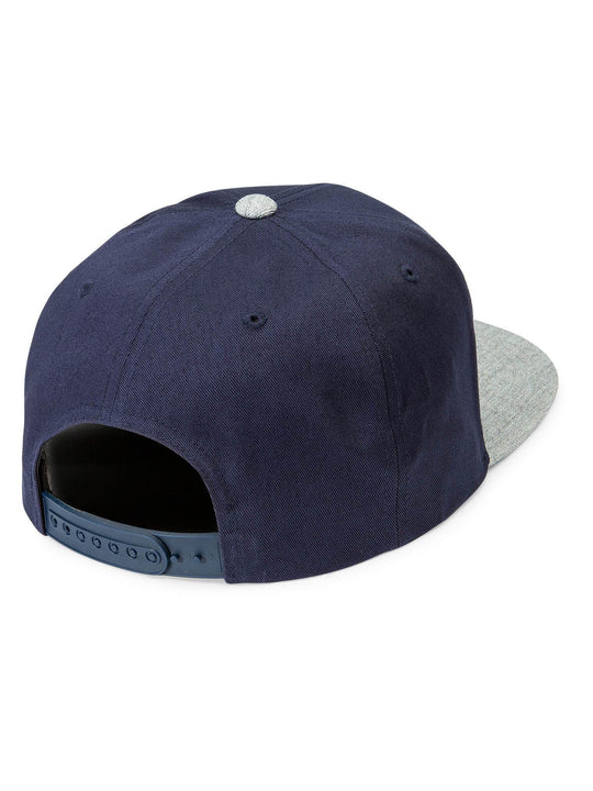 Quarter Twill Hat - Misty Blue