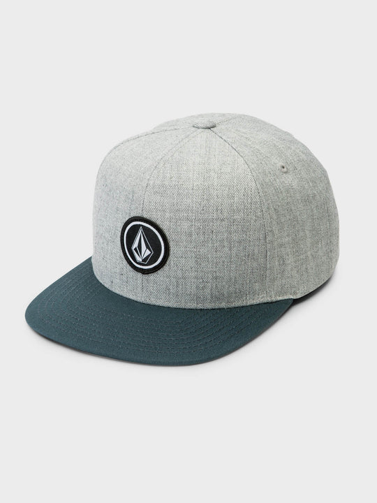 Quarter Twill Hat - Navy Green