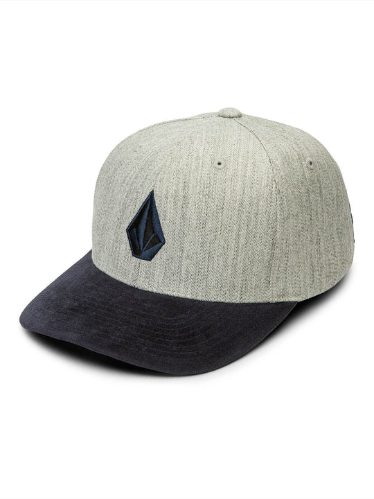 Full Stone Heather XFit Hat - Indigo