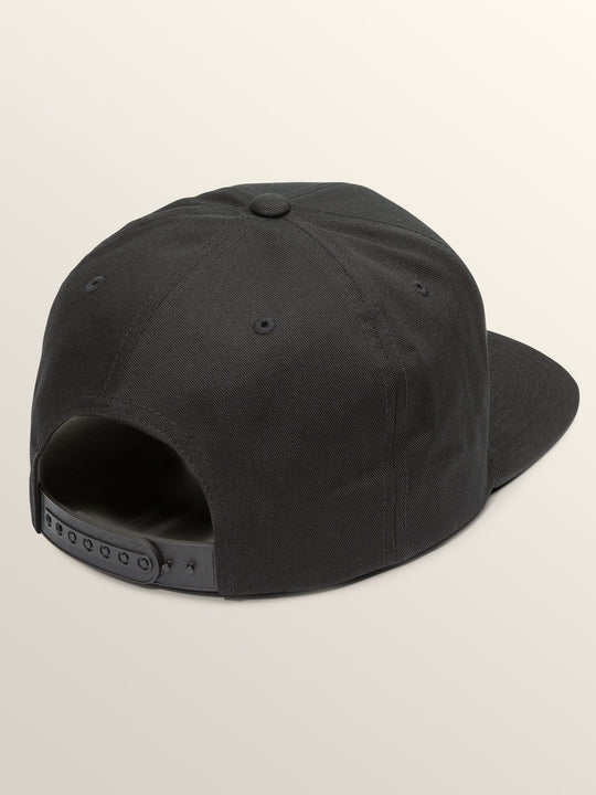 Cresticle Hat - Black Top