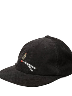 Majestic Cap - Black