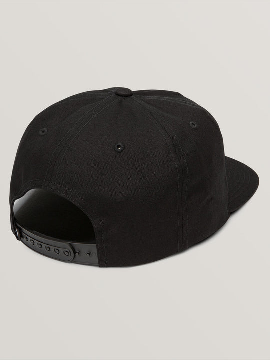 Ozzie Tiger Cap  - Black