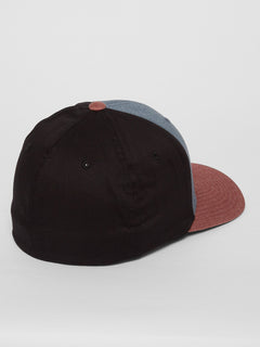 Full Stone Heather Xfit Cap - Sequoia Brown (D5512116_SQB) [B]