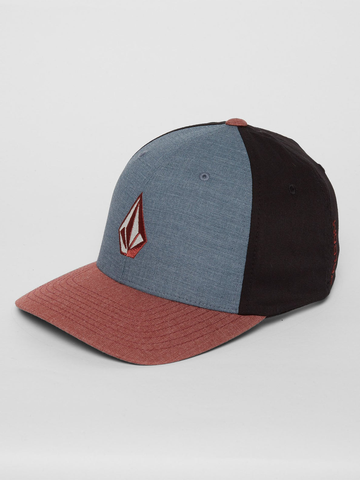 Full Stone Heather Xfit Cap - Sequoia Brown (D5512116_SQB) [F]