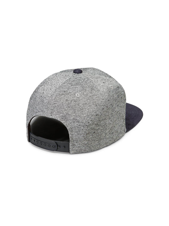 Quarter Fabric Hat - Indigo