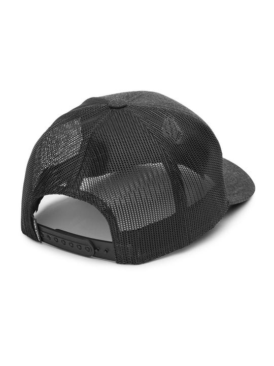 Full Stone Cheese Hat - Charcoal Heather