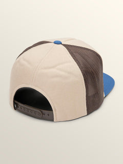 Logger Cheese Hat - Sand Brown