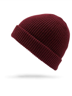 Full Stone Beanie - Dark Port
