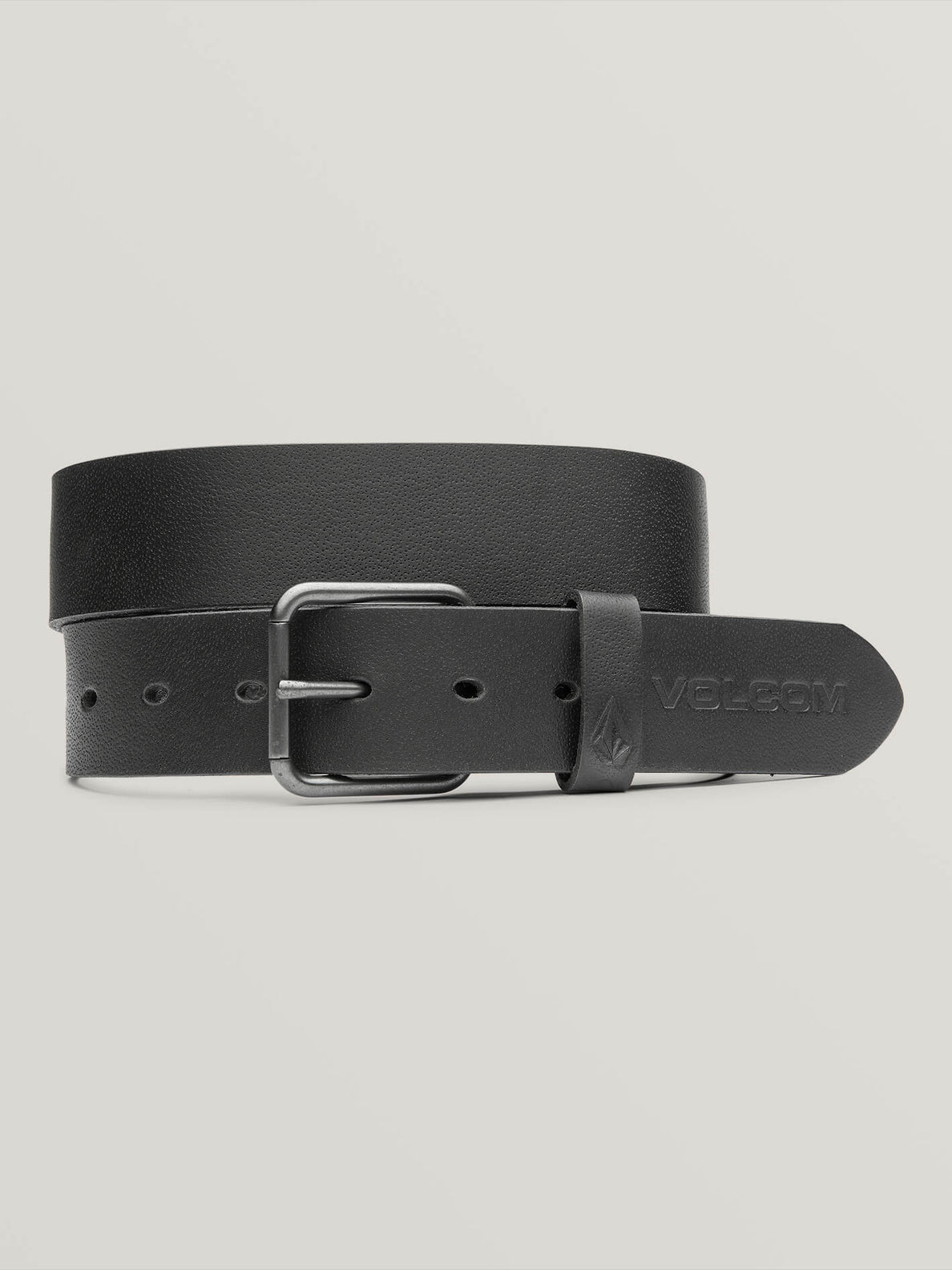 Effective Leather Belt  - Black (D5911950_BLK) [F]