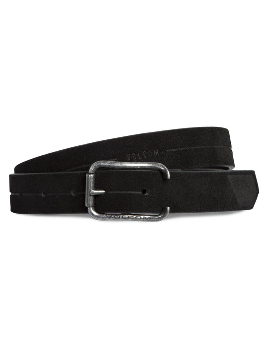 Tampico Leather Belt  - Black