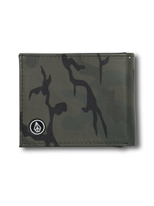 Radiator Wallet  - Camouflage