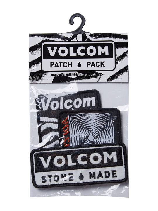 Volcom Patch Pack - Assorted Colors