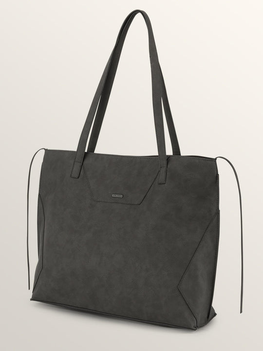Volni Tote Bag Handbag - Black