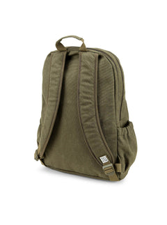 Fieldtrip Canvas Backpack - Dark Camo