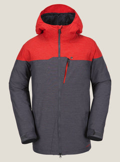 Prospect Insulated Jacket - Fire Red