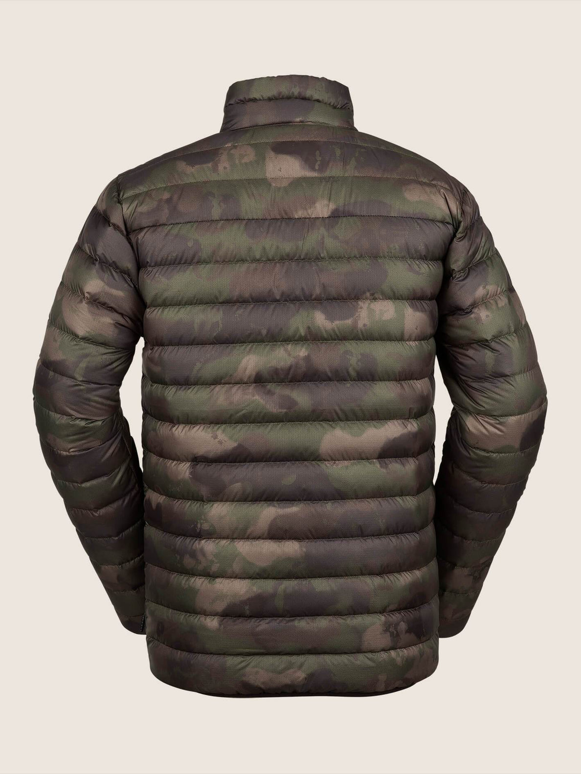 Puff Puff GIve Jacket - Camouflage