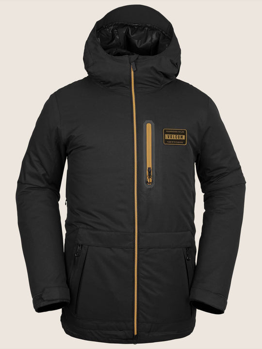 Analyzer Insulated Jacket - Black
