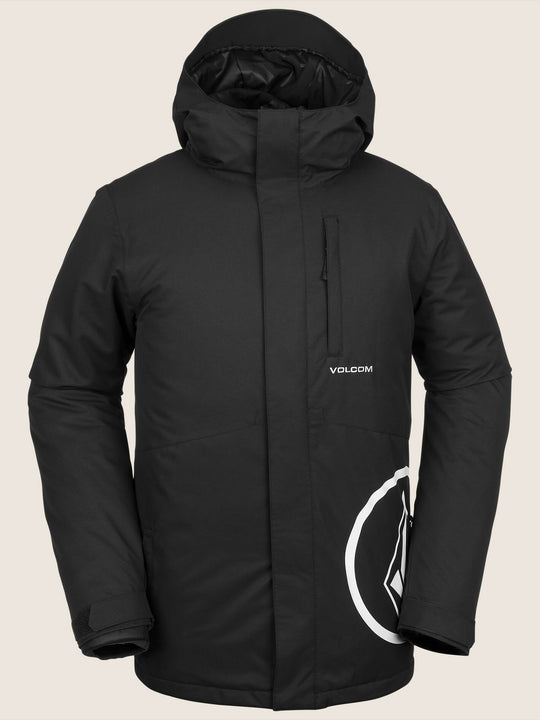 17 Forty Insulated Jacket - Black