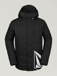 17FORTY INS JACKET (G0452010_BLK) [F]