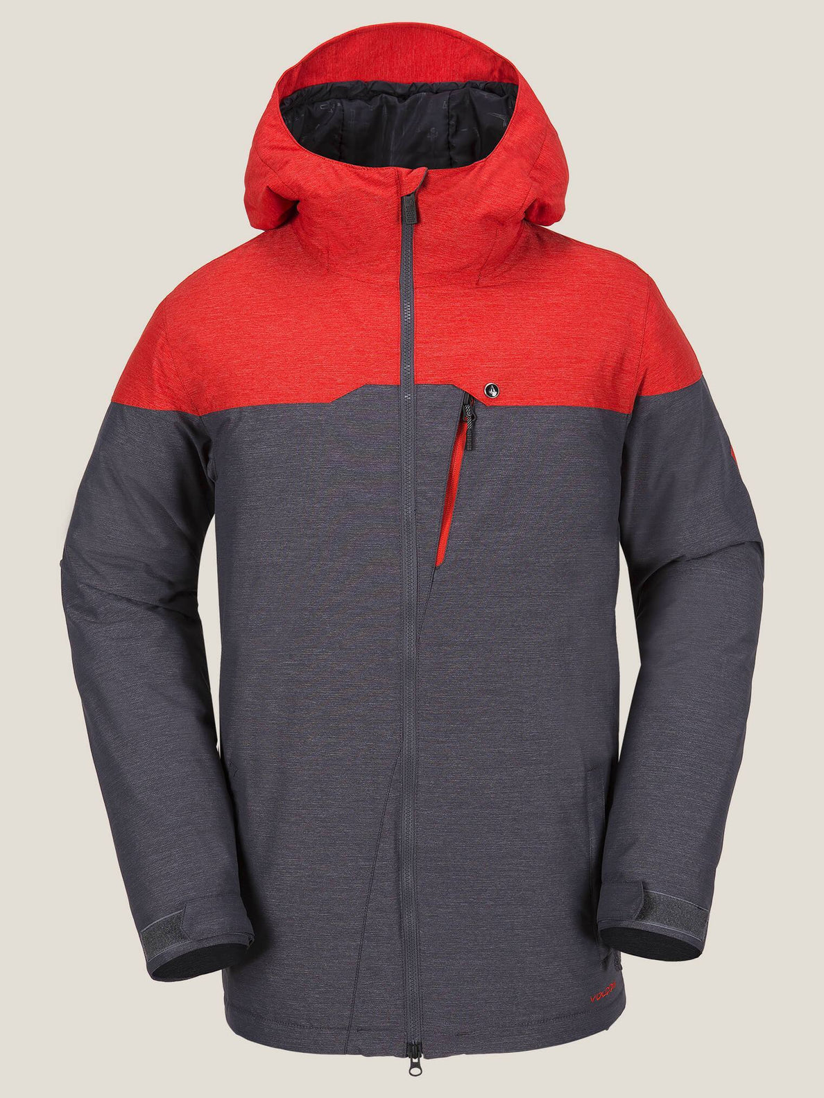 Prospect Jacket - Fire Red